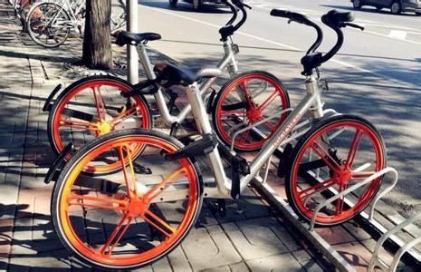 网约自行车 考验城市文明